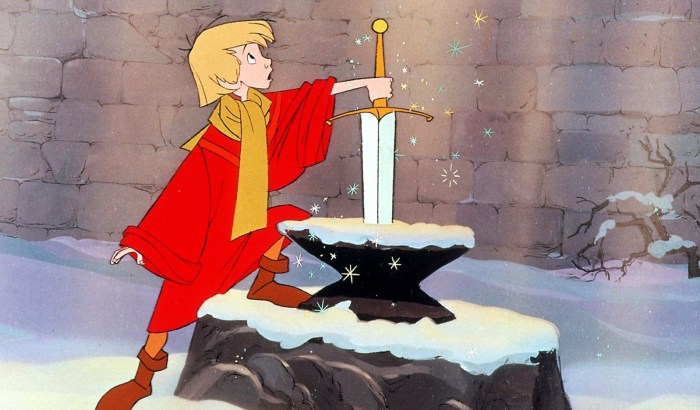 Sword in the Stone live-action movie remake planned