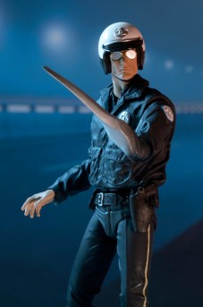 Terminator 2 Judgment Day - T-1000 Action Figure