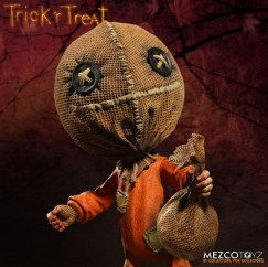 Trick R Treat Stylized 6 inch Sam Vinyl Figure From Mezco