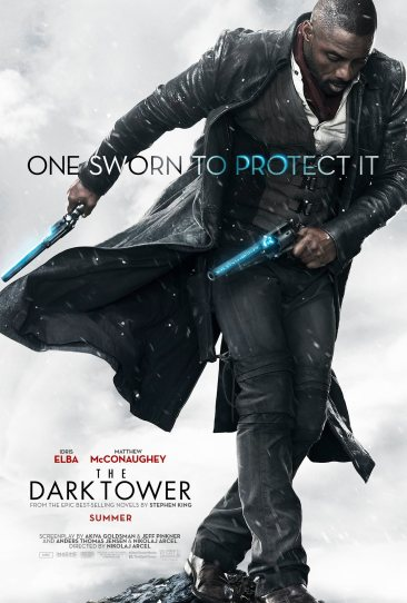 the dark tower posters idris elba