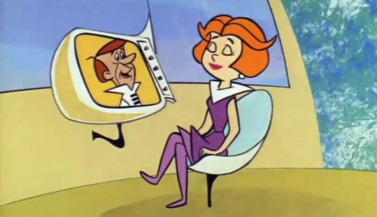 Image result for jetsons aesthetic