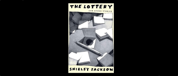 The Lottery Movie  Adapted From the Shirley Jackson Story  in the     the lottery movie  Shirley Jackson s The