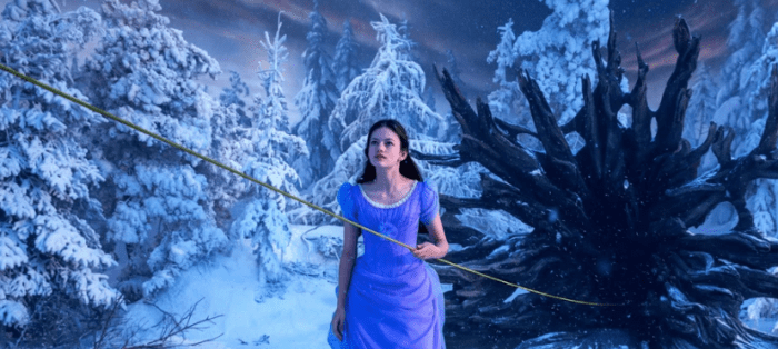 the nutcracker and the four realms reshoots