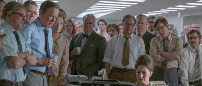 the post cast
