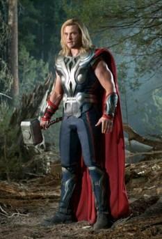 Thor - The Avengers - Chris Hemsworth