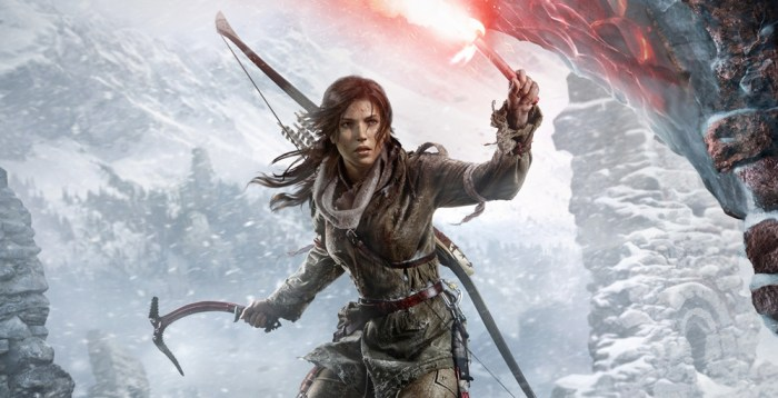 Tomb Raider female director