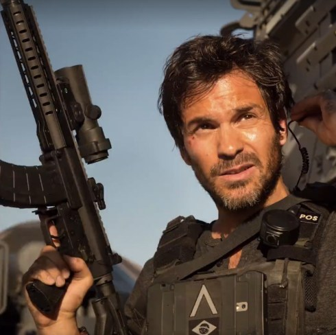 Transformers The Last Knight - Santiago Cabrera