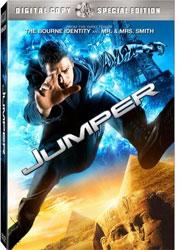 This Week in DVD - Jumper