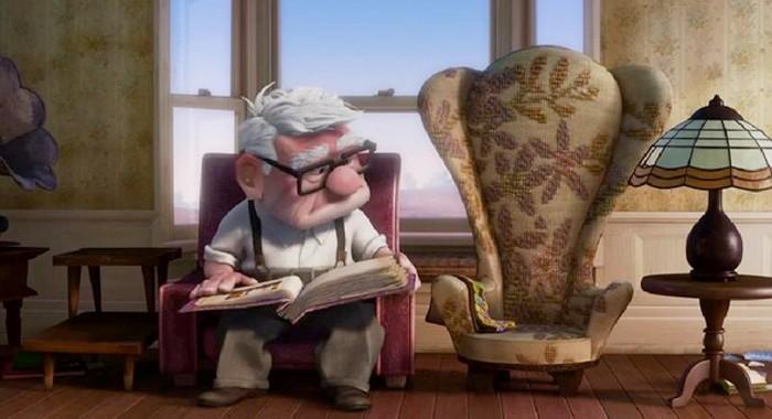 Pixar emotions montage