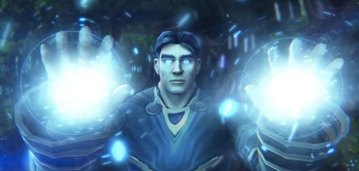 Warcraft Trailer Recreated