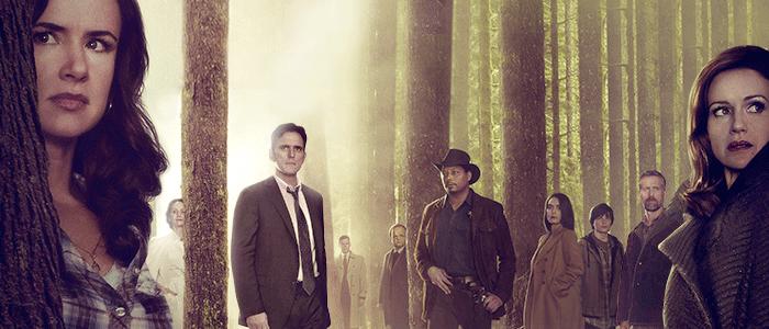 Wayward Pines season two