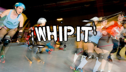 whip it! - not a photo from the movie
