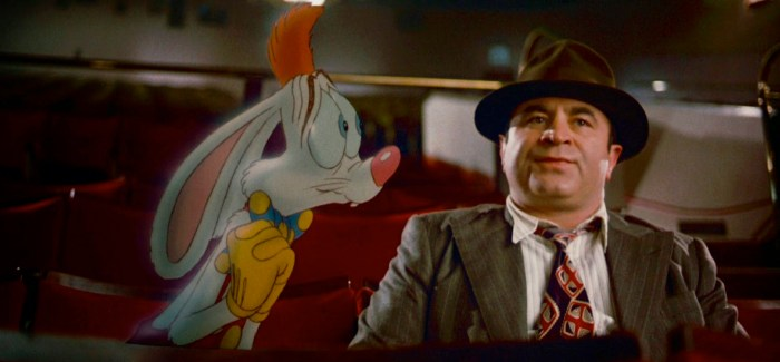 Who Framed Roger Rabbit Book
