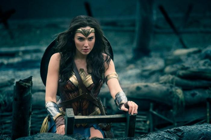 Wonder Woman Footage Recap