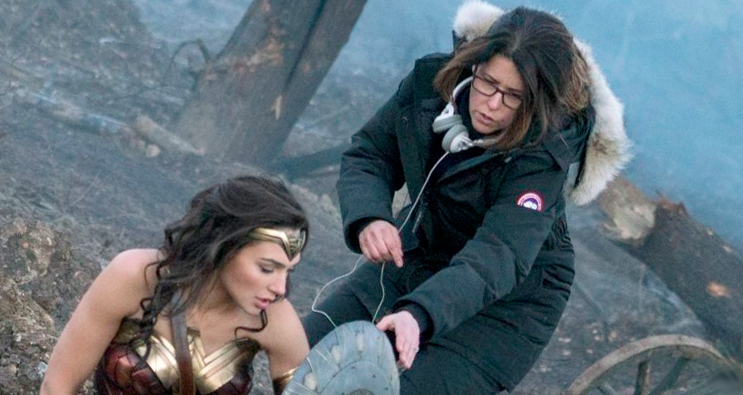 Image result for women director patty jenkins