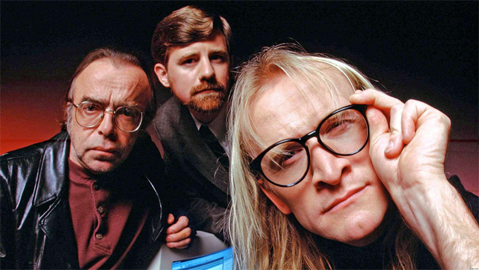 The Lone Gunmen returning to The X-Files