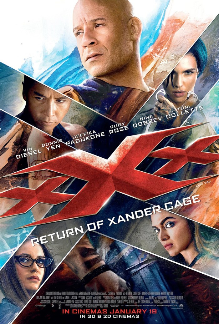 xXx 3 Trailer - xXx: Return of Xander Cage