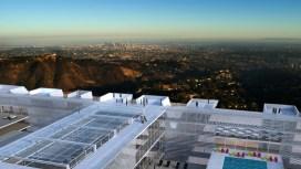 Christian Bay-Jorgensen's Hollywood Sign Hotel