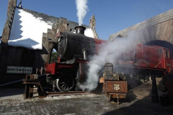 Wizarding World Hogwarts Express