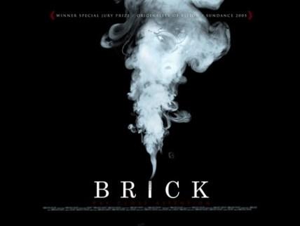 Brick alternative poster