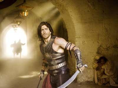 Gyllenhaal as Prince Dastan