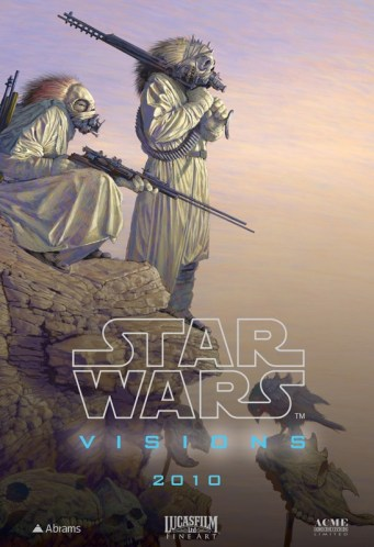 Star Wars: Visions - Poster by Ed Binkley