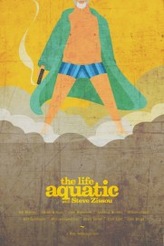 Ibraheem Youssef's The Life Aquatic Movie Poster