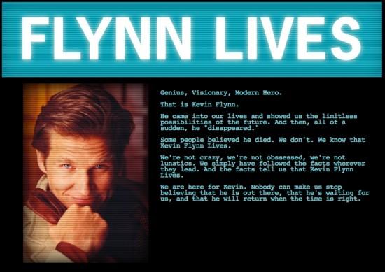 Flynn Lives! ... I really wanna a cool energy bike.