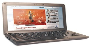 qualcomm snapdragon smartbook