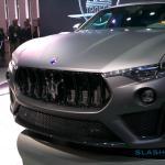 2019 Maserati Levante Trofeo First Look V8 Gives Suv Serious Pace Slashgear