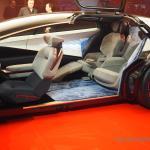 Aston Martin Lagonda Vision Previews All Ev Luxe Future Slashgear