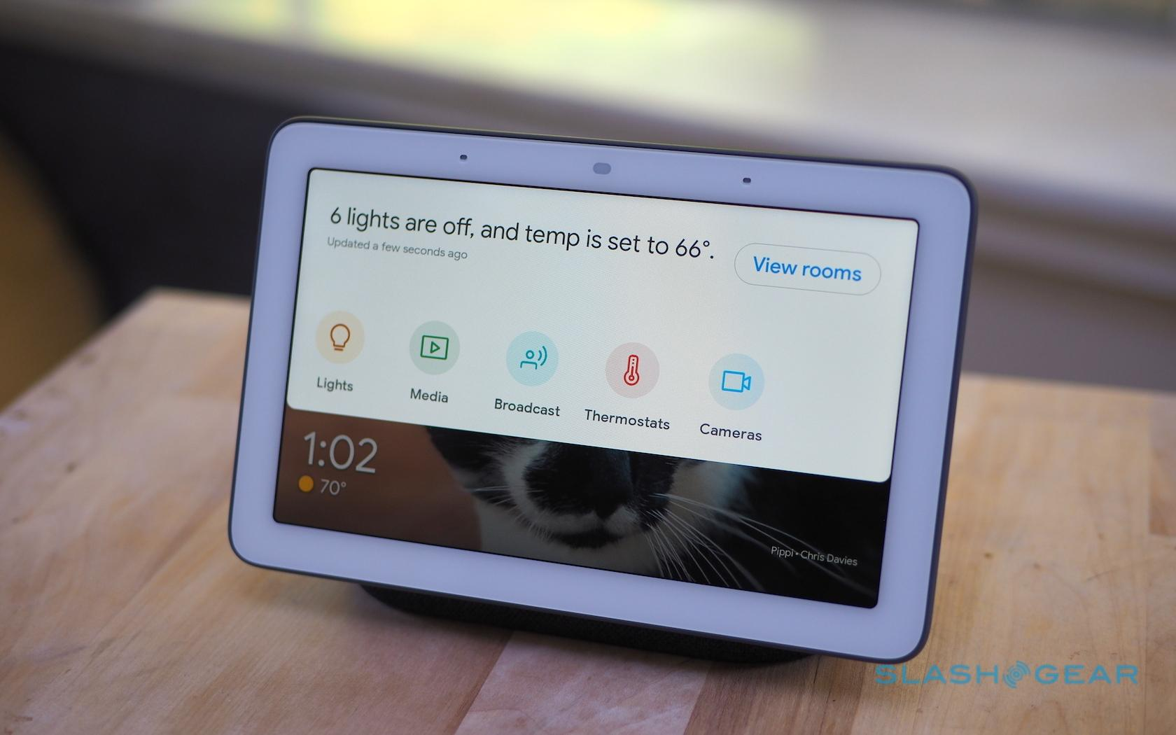 google home hub review a friendlier