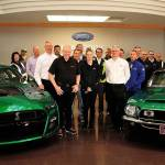 Ford Delivers 2020 Ford Mustang Shelby Gt500 Cs0001 Slashgear