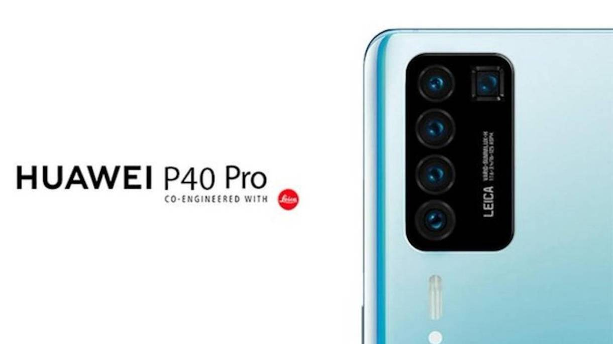 Huawei P40 Pro could have five cameras on its back - SlashGear