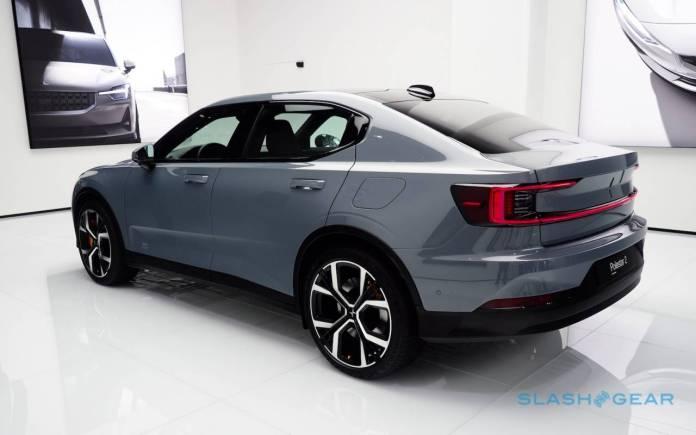 2021 Polestar 2 Us Pricing Confirmed Tesla Rival Arrives This Summer Slashgear