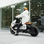 Bmw Motorrad Built An Electric Scooter Fit For Akira Slashgear