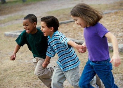 Image result for mixed race kids playing