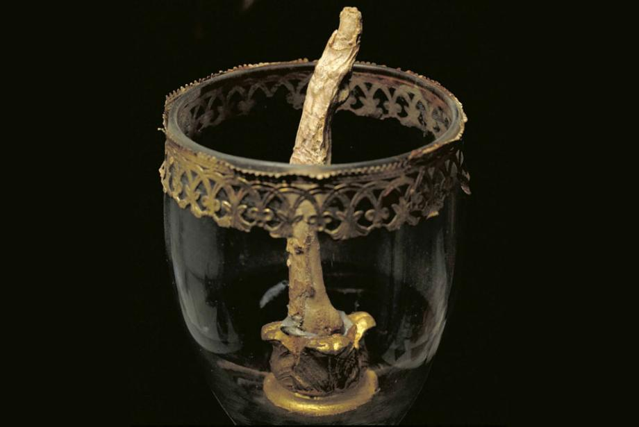 Galileo's 'somewhat shriveled, spindly finger' preserved in the Galileo Museum in Florence