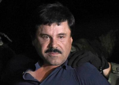 El Chapo's texts to Mexican actress Kate del Castillo.