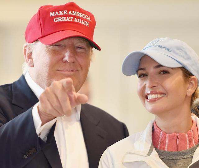 482347254 Republican Presidential Candidate Donald Trump Visits