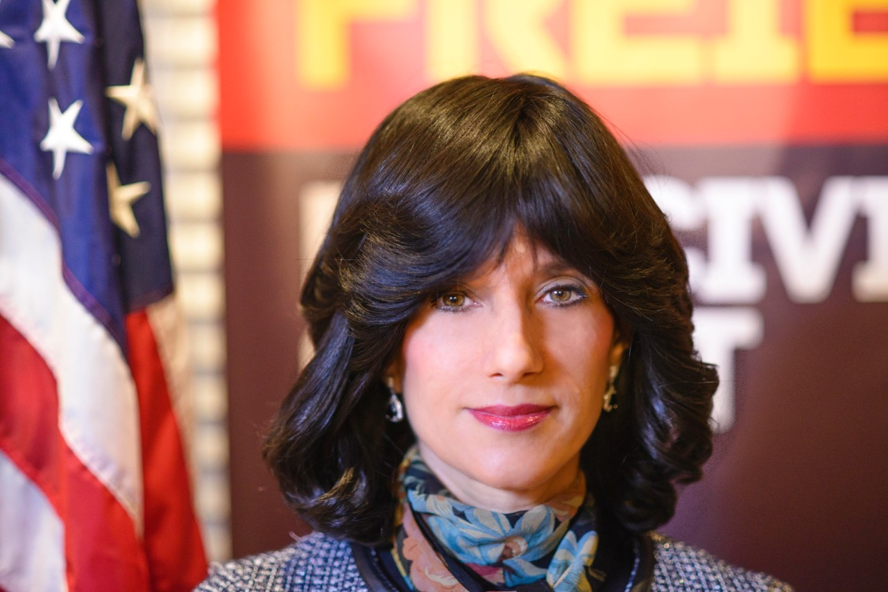 The First Hasidic Woman Elected To Public Office In The U