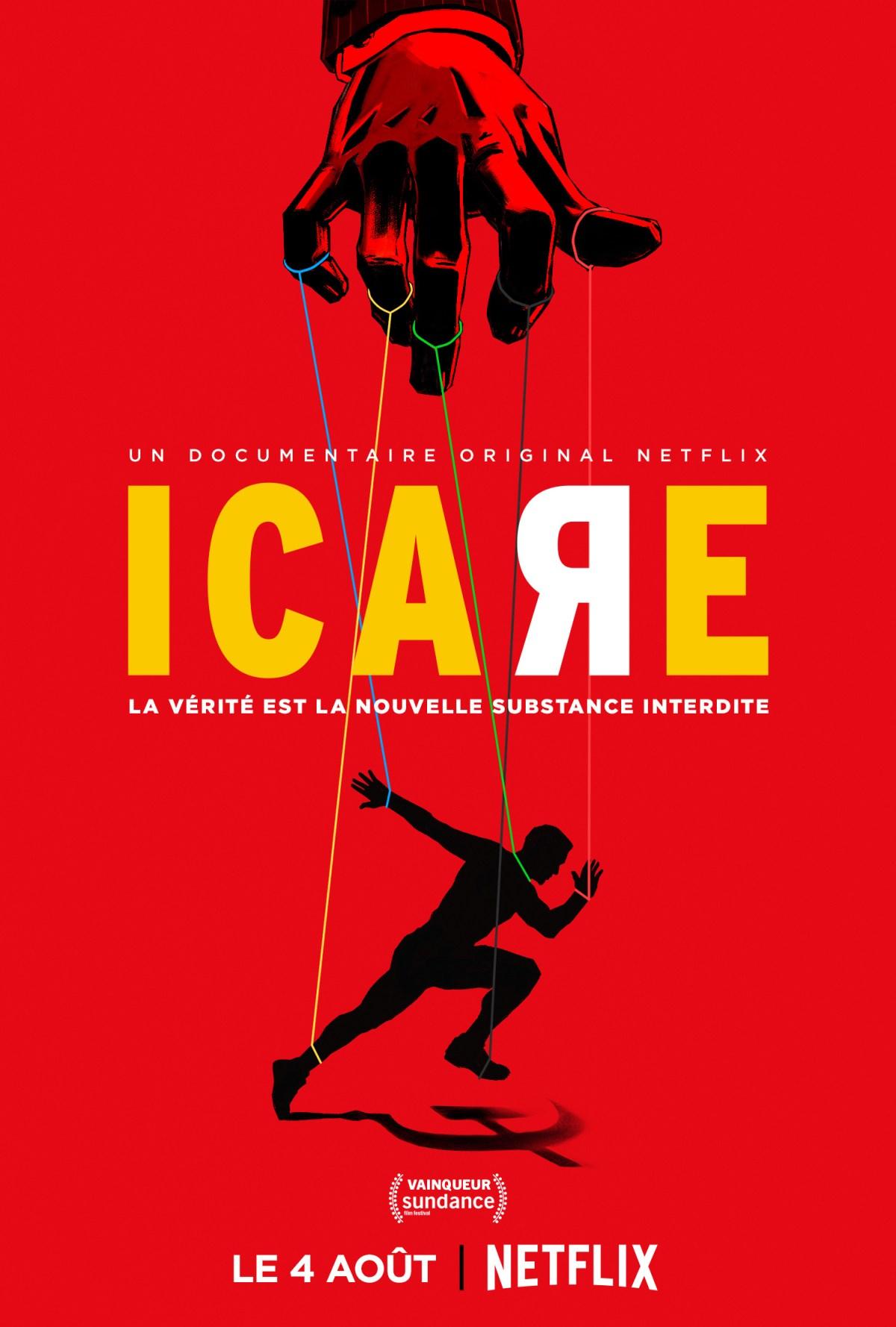Icare», l'incroyable docu-thriller qui nous emmène dans les ...