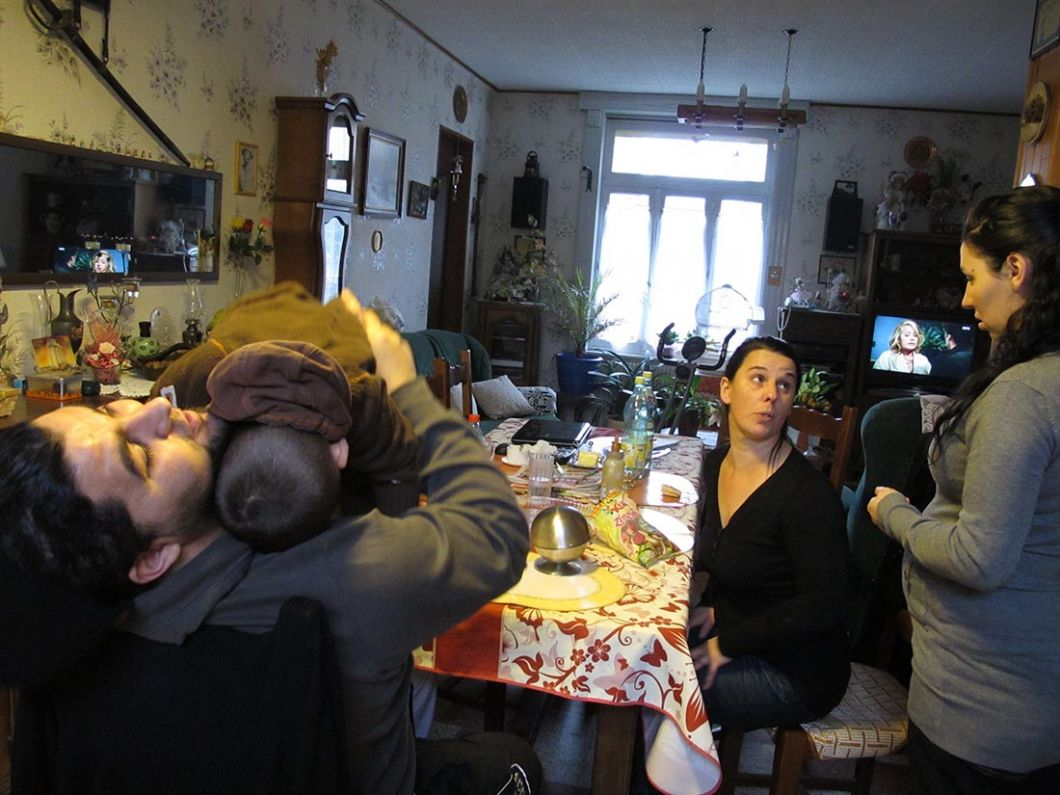 Denain, 2012-2013| Ce qui n'a pas changé, c'est que ces familles ne sont pas sorties de la pauvreté.