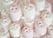 The Cake Parlour - Cherry Blossom mini cakes