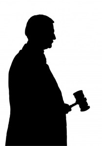man-and-gavel-silhouette