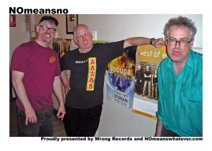 NOMEANSNO Japan tour 2009!!!!