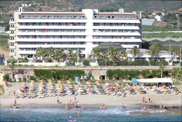 В Турцию из Днепропетровска на майские: Drita Resort Hotel & Spa 5* 17400 грн