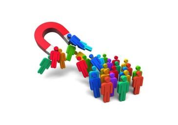 magnetyczny mlm przyciąga marketing sieciowy