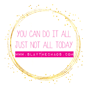 You can do it all - just not all today | Slay The Chaos