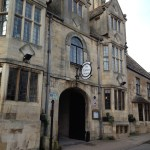 The Talbot Hotel, Oundle. Northamptonshire